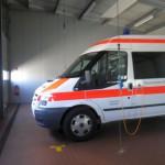 2015-08-05 BRK Zentrum - Rettungswagen